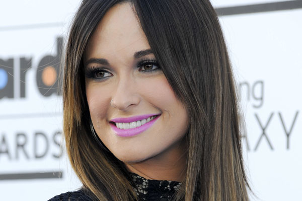 Kacey Musgraves chimed in on her opinion of Girl Crush