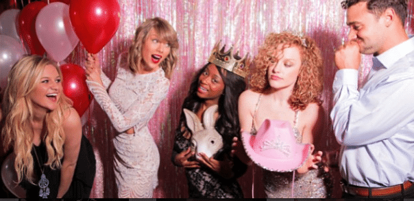 Kelsea Ballerini joins Taylor Swift's coven at her best friend's birthday in Nashville