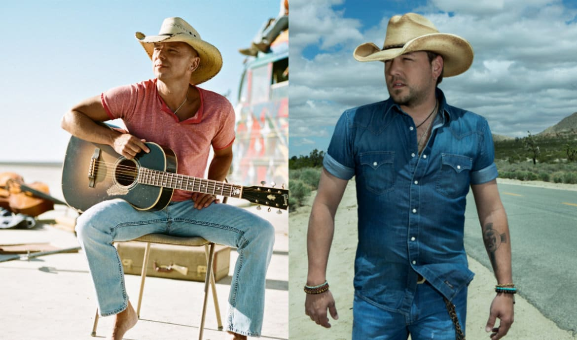 Prepare yourselves…Kenny Chesney and Jason Aldean will collabarate.