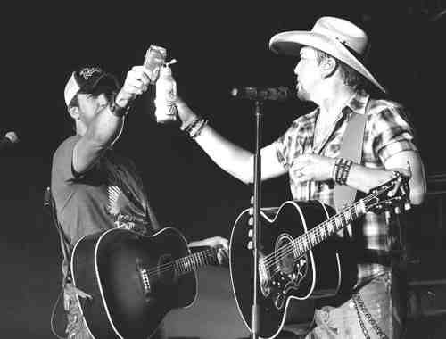 When Jeoporady calls country music out on its drinking problem…