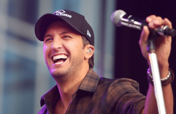 Luke Bryan's Birthday Cake was Full of Poop…
