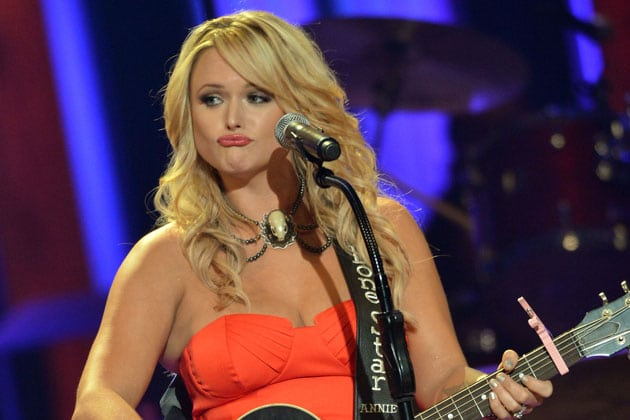 Miranda Lambert likes camping, hates doing laundry, and isn't a feminist