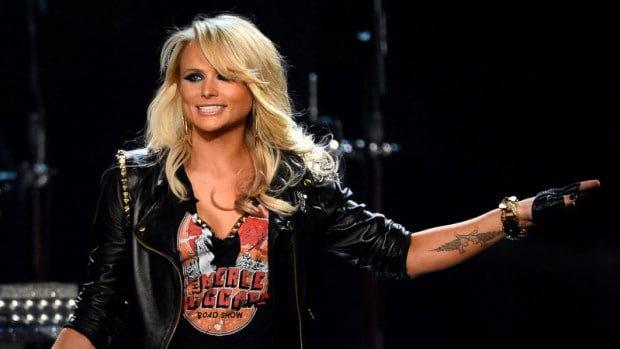 Read more about the article A new Miranda Lambert album might be a while…