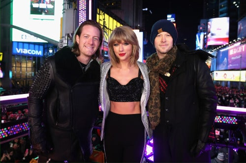Florida Georgia Line willing to share the Taylor Swift secret..