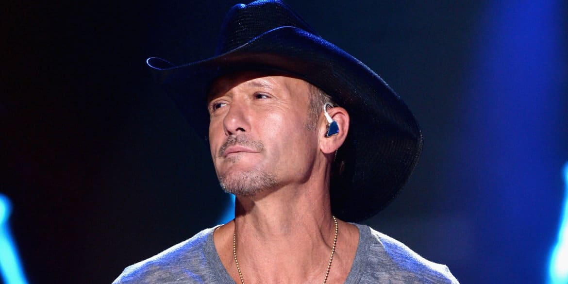 Conservatives ticked off at Tim McGraw over Sandy Hook benefit concert?