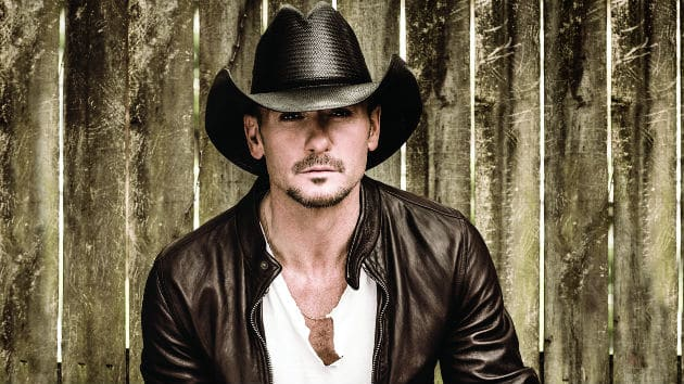 Read more about the article Tim McGraw is not about putting a political blanket on what he does