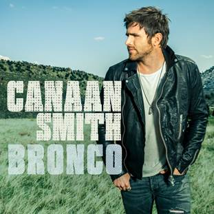 Canaan Smith announces his debut album 'Bronco', due June 23rd