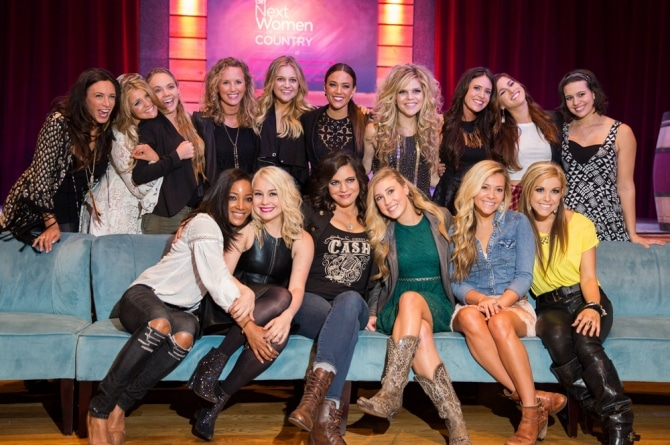 Jana Kramer and Kelsea Ballerini to headline CMT Next Women of Country tour