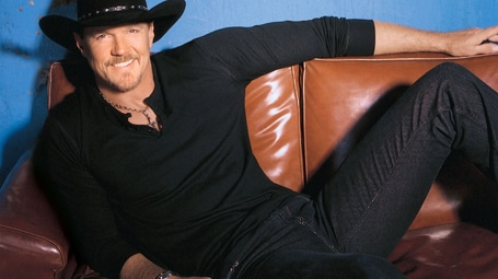 Trace Adkins is going to keep doing his sexy onstage dance moves so there…