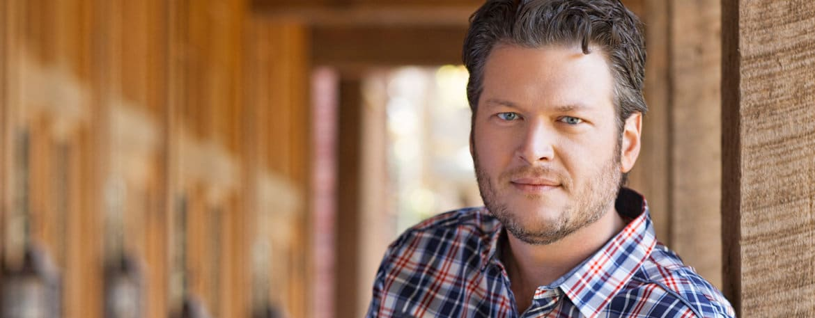 Read more about the article Blake Shelton is a regular ol' gardener…
