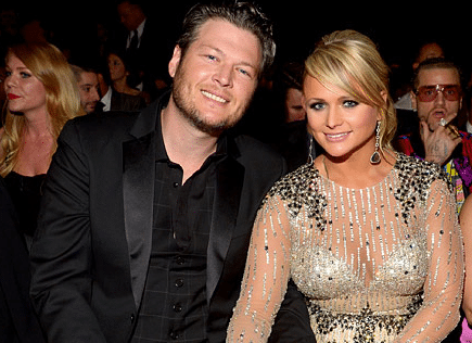 Ahh so there IS a reason Miranda Lambert and Blake Shelton don't tour together…