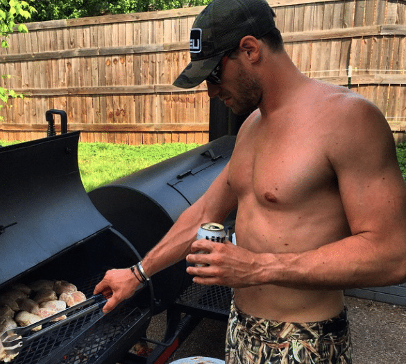 Chase Rice has us ready for BBQ's this Memorial Day weekend….