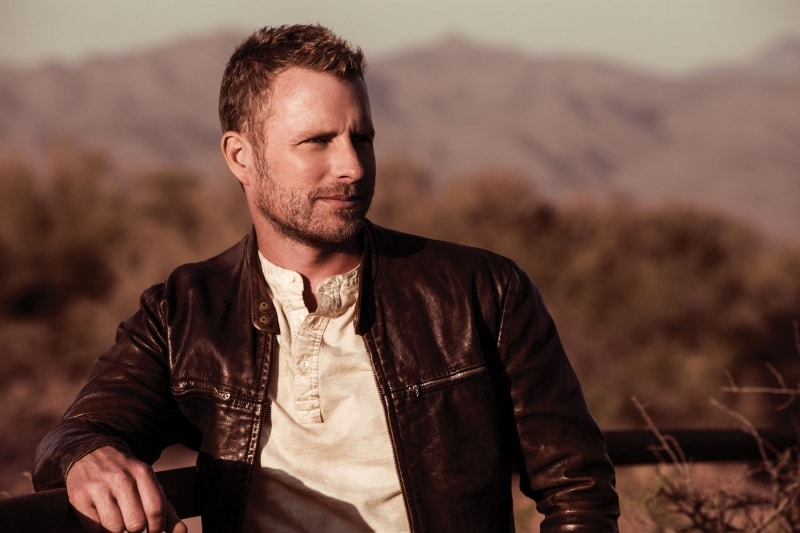 Where did Dierks Bentley get his name?