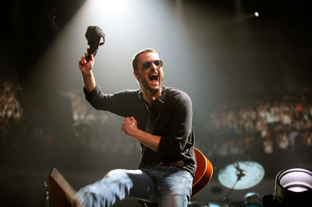 You'll Never Guess Who Opened for Eric Church in Alabama!