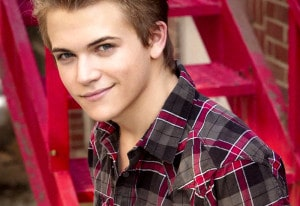 Hunter Hayes plaid