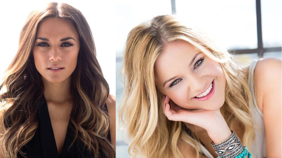 Read more about the article Jana Kramer and Kelsea Ballerini prove they can get it done
