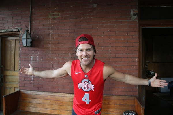 Read more about the article Kip Moore Donates $25,000 to Maryland Skate Park