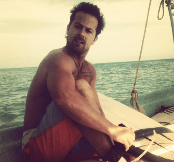 Kip Moore is our favorite surfer boy…