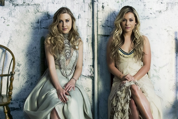 Maddie & Tae learned about being grown ups early on…