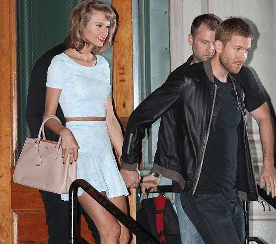 So, what does Taylor Swift call boyfriend Calvin Harris in private?