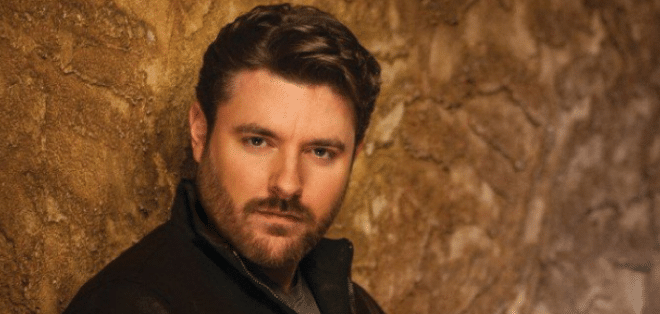 "Chris Young Cranks the Heat Up a Notch in New ""I'm Comin' Over"" Video"