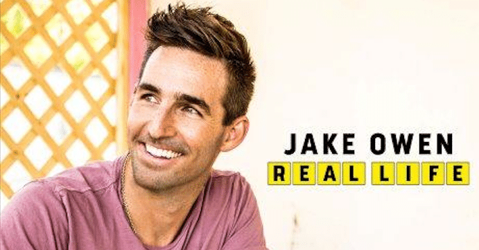 "Jake Owen releases popup video version of ""Real Life"""