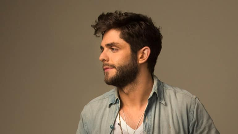 Thomas Rhett Shares a New Song for His Wife