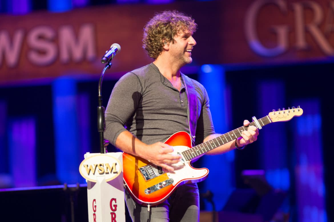 Review: Billy Currington Shows NYC How Country Boys Roll