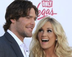 Media doesn't even know Carrie Underwood's last name….or first.