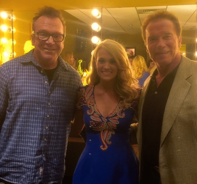 Read more about the article Carrie Underwood meets The Terminator