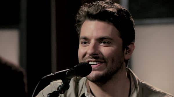 Chris Young gives back to high school music teacher and it's too sweet for words…