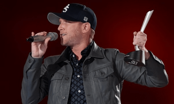 Cole Swindell's cutest fan goes to….*Drum roll please*