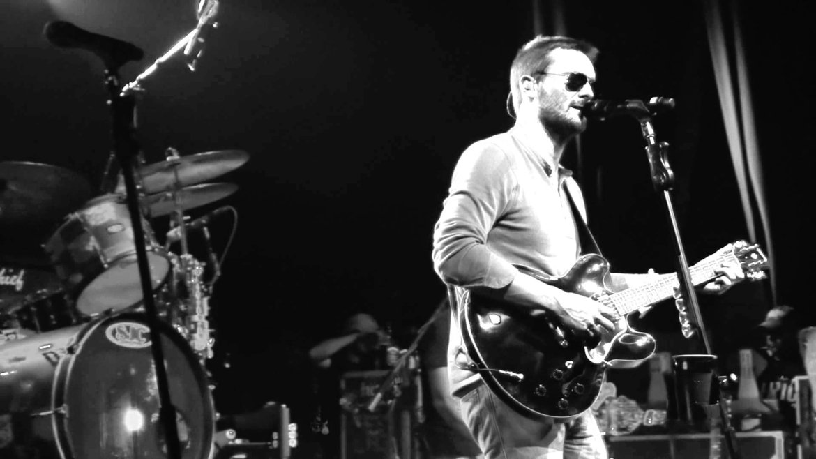 Jurassic World's Chris Pratt says Eric Church helped influence his character