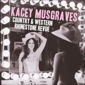 Kacey Musgraves announces the Country & Western Rhinestone Revue tour