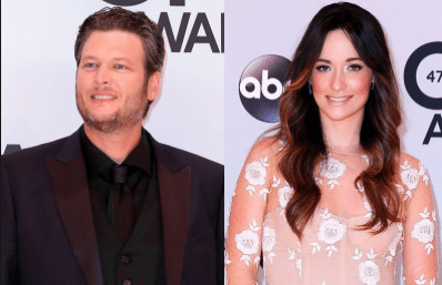 Kacey Musgraves was not about to be Blake Shelton's french maid…