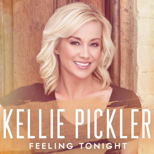 Check out Kellie Pickler singing her new song 'Feeling Tonight'