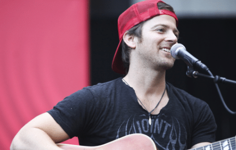 Do you know who helped Kip Moore battle his demons?