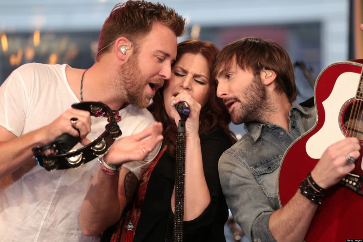 Lady Antebellum speaks up about their electronic dance collab….