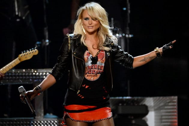 Anyone else notice Miranda Lambert wasn't at the CMT Awards?