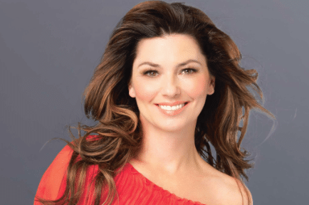 Shania Twain not talking about whose bed her ex husband's boots were under…