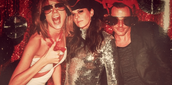 Little Big Town parties with Taylor Swift