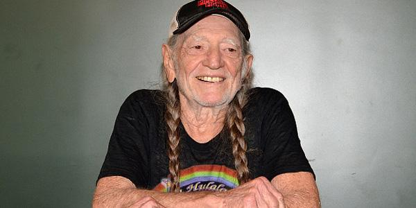 Willie Nelson photo via Access Hollywood Twitter