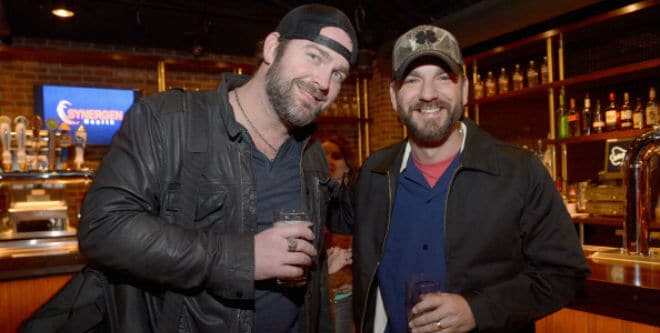 Craig Campbell's Daughter Serenading Lee Brice is the Cutest Thing You'll See Today
