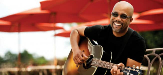 """Darius Rucker is """"Good for a Good Time"""" with New Tour Dates"""