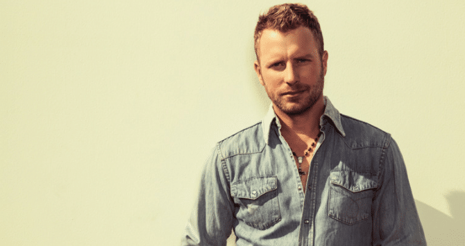 Dierks Bentley Loses His Shirt Again…and We're Not Mad