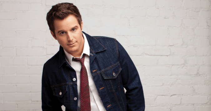Gab's Countdown to Christmas: Easton Corbin