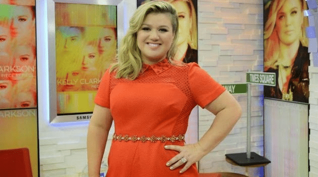 It's a _______ for Kelly Clarkson and Brandon Blackstock!