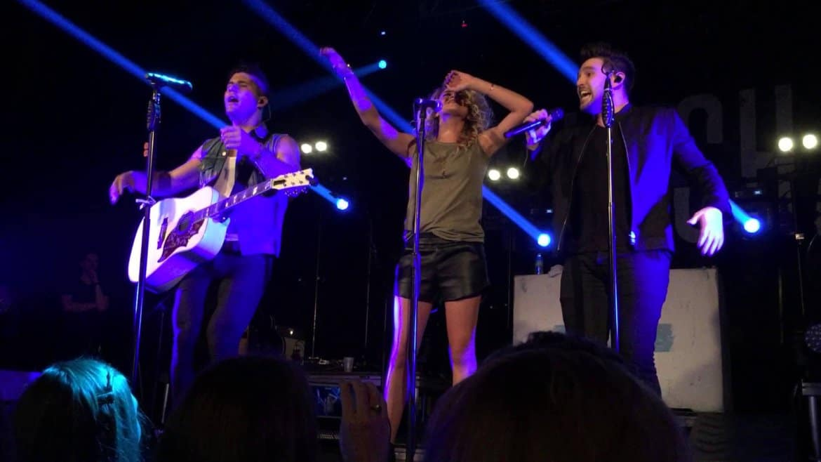 Dan +Shay continue their pop reign with this cover of an Ed Sheeran song with Tori Kelly….