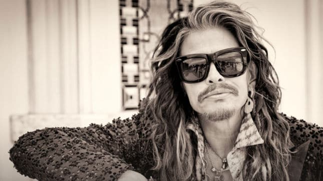 """Steven Tyler Premieres """"Love Is Your Name"""" Video (Watch!)"""