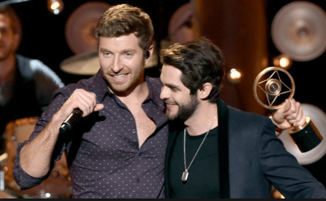 Brett Eldredge wants some of Thomas Rhett's Zalad…